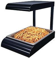 GMFFL Glo Ray Portable Food Warmer/Chip Dump