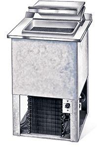 SKDI Drop-In Ice Cream Freezer