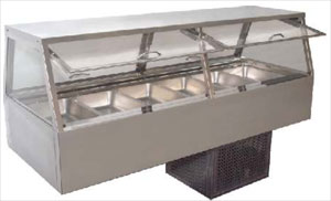 WOODSON COLD FOOD DISPLAY WCFS25SS-65
