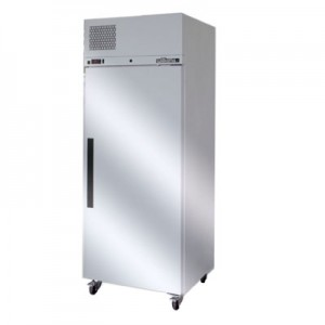 WILLIAMS DIAMOND STAR SINGLE SOLID DOOR UPRIGHT REFRIGERATED CABINET HDS1SDSS