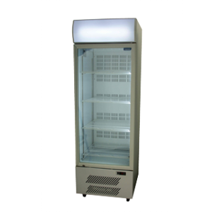 WILLIAMS TOPAZ TWO DOOR UPRIGHT FRIDGE HTK1GDCB