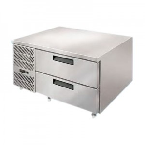 WILLIAMS UNDER BROILER COUNTER SELF CONTAINED LOW HEIGHT REFRIGERATOR HUBC7