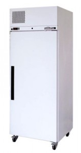 WILLIAMS DIAMOND STAR SINGLE SOLID DOOR UPRIGHT CABINET FREEZER LDS1SDCB