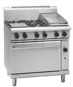grill plate oven