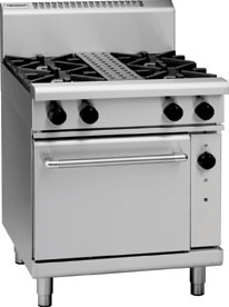 waldorf convection oven