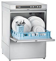 commercial glassware dishwasher