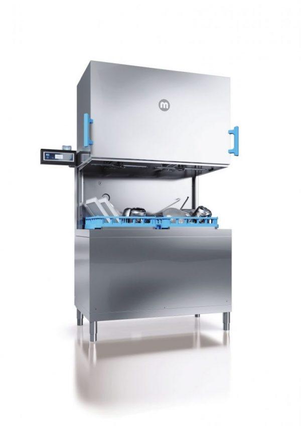commercial hood dishwasher